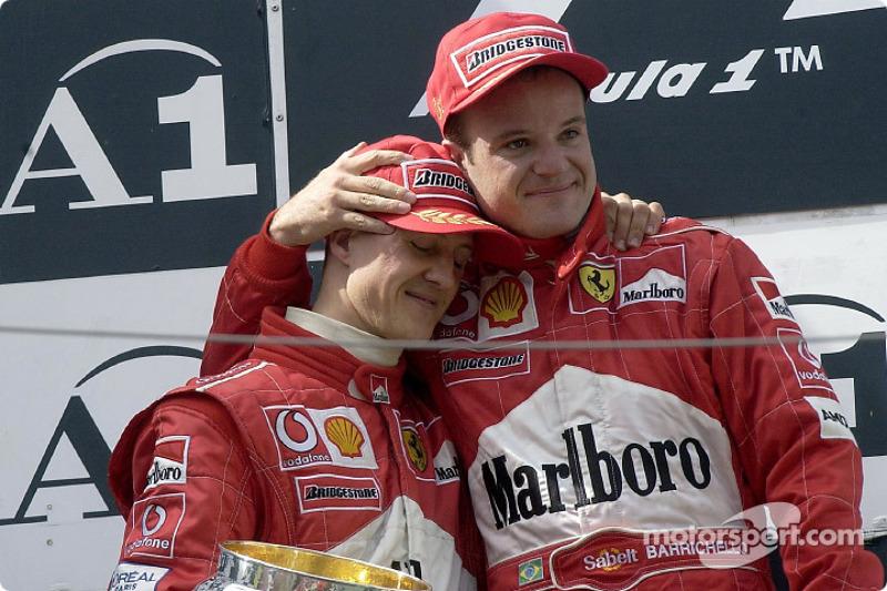 GP Austria 2002: la victoria del piloto que no ganó