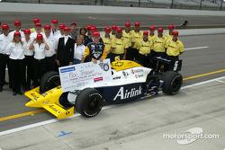 Rick Treadway et le Treadway Racing Team