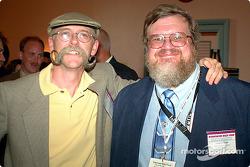 Dennis Gage et Greg Gage, photographe de Motorsport.com