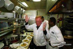 Chef Don Panoz