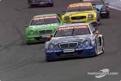 Peter Dumbreck, Persson Motorsport, AMG-Mercedes CLK-DTM 2001