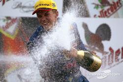 Podium: Mattias Ekström, Abt Sportsline, Abt-Audi TT-R