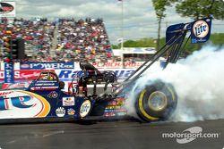 Larry Dixon's burn-out
