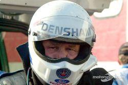 Gary Densham concentrates