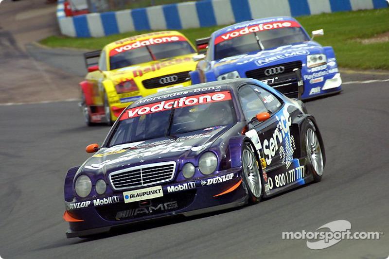 Christijan Albers, Team Rosberg, AMG-Mercedes CLK-DTM 2001