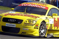 Martin Tomczyk, Abt Sportsline, Abt-Audi TT-R