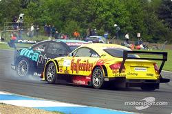 Michael Bartels, OPC Team Holzer, Opel Astra V8 Coupé 2002; Laurent Aiello, Abt Sportsline, Abt-Audi