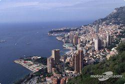 Une vue de Monte-Carlo