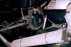 Auto von Marcel Fässler, Team HWA, AMG-Mercedes CLK-DTM 2002