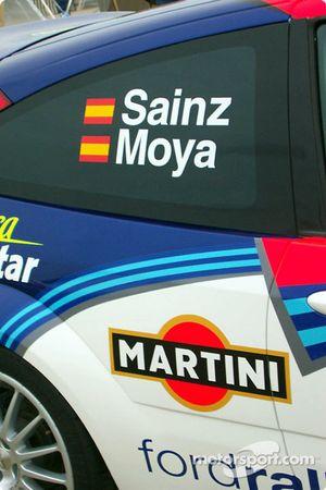 WRC de démonstration
