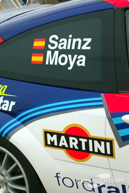 WRC showcar