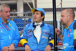 JarnoTrulli, Pat Symmonds ve Mike Gascoyne