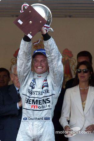 David Coulthard, vainqueur