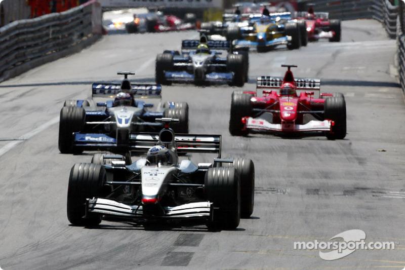 Quels souvenirs d'enfance représente le Grand Prix de Monaco ?