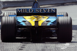 A Renault F1