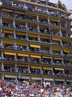 Monaco crowd