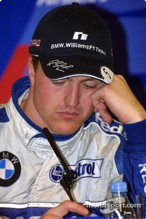 Conférence de presse : Ralf Schumacher