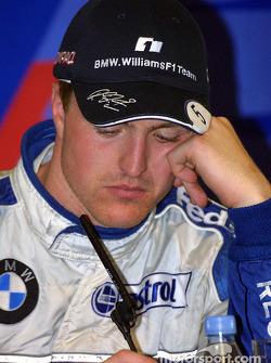 Kazanans' basın toplantısı: Ralf Schumacher