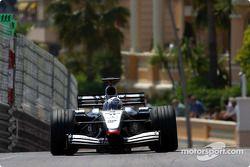 Дэвид Култхард, McLaren-Mercedes MP4-17