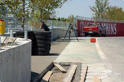 El Muro Quebec ahora podría ser protegido por una barrera de neumáticos