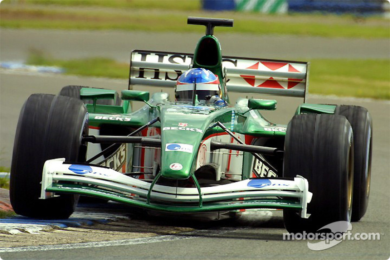 Jaguar R3 (2002) (Test)