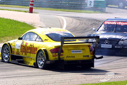 Dreher: Martin Tomczyk, Abt Sportsline, Abt-Audi TT-R