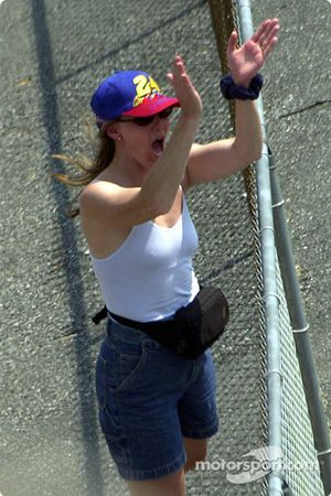 Un fan de Jeff Gordon