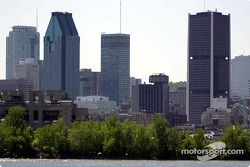 Downtown Montreal, as seen from flip side, curve 9