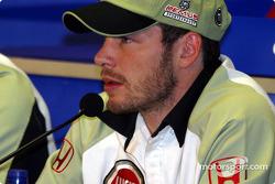 Conferencia FIA del viernes: una última pregunta para Jacques Villeneuve