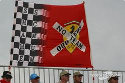 Mensaje para Michael Schumacher y el Equipo Ferrari