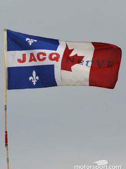 Los aficionados de Jacques Villeneuve siguen siendo mayoría en Montreal