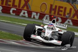 Lección de como tomar una curva con Jacques Villeneuve en la curva Senna: parte 1