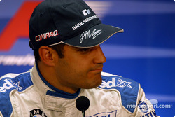 Conferencia de prensa FIA del sábado: el ganador de la pole Juan Pablo Montoya