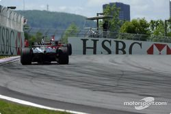 Michael Schumacher y David Coulthard