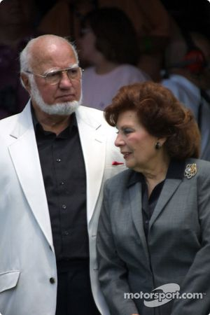 Les docteurs Rose et Joe Mattioli