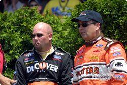 Brett et Todd Bodine