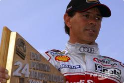 Pole winner Rinaldo Capello
