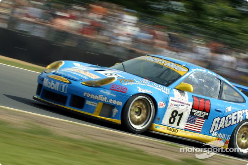 Porsche 911 GT3-RS de The Racers' Group