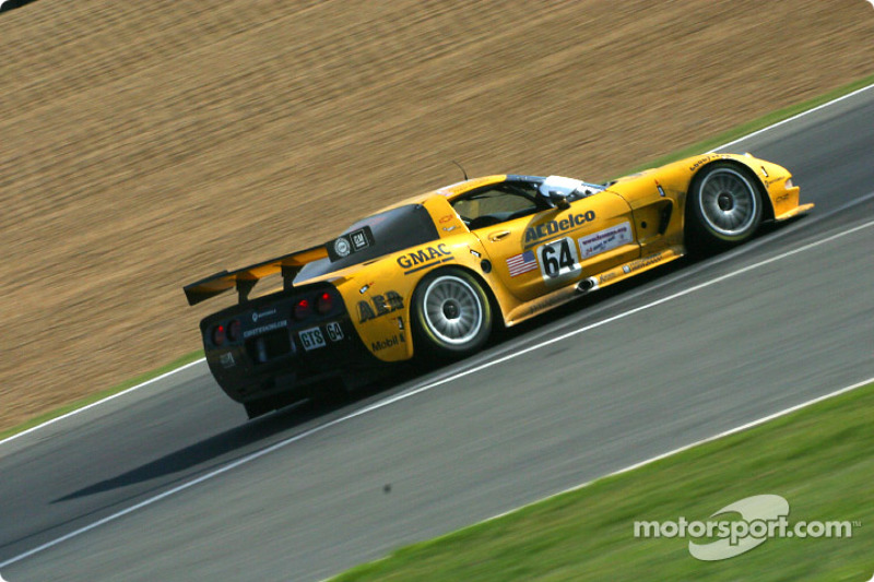 2002: Corvette Racing Chevrolet Corvette C5-R