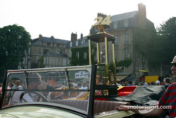 The 24 Hours of Le Mans trophy