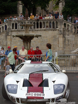 Ford GT40: genuine or a replica?