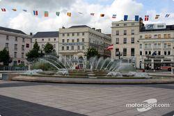 Downtown Le Mans