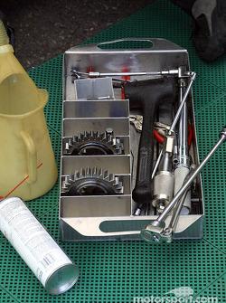 De l'équipement et des outils