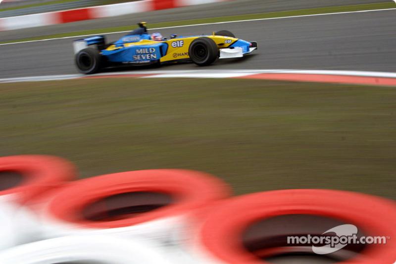 Renault 2002: Jarno Trulli, Renault R202