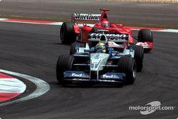 Ralf Schumacher ve erkek kardeşi Michael