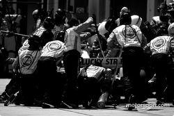 Pitstop, Jacques Villeneuve