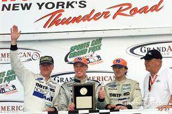 Rob Dyson, Chris Dyson, James Weaver