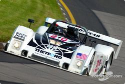 Butch Leitzinger broke the SRP track qualifying record en route to the pole position in the #20 Ford Riley & Scott of Dyson Racing
