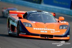 Joao Barbosa will start the #24 Mosler MT900 R of Perspective Racing in the GT pole position after breaking the GT class record