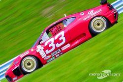 La toute nouvelle #33 Ferrari 360 GT de Ferrari Washington